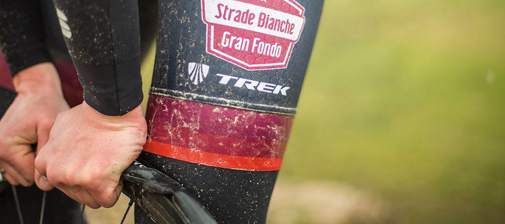 Along the Strade Bianche with Bodyfit Pro Classics Jersey