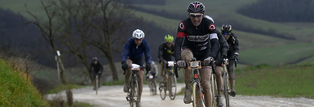 The GF Strade Bianche Charity Programme has big international ambitions