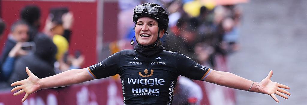Elisa Longo Borghini: the winner's suggestions