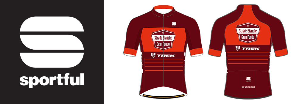 Bodyfit Pro Classics: the technical jersey for all the participants to GF Strade Bianche!