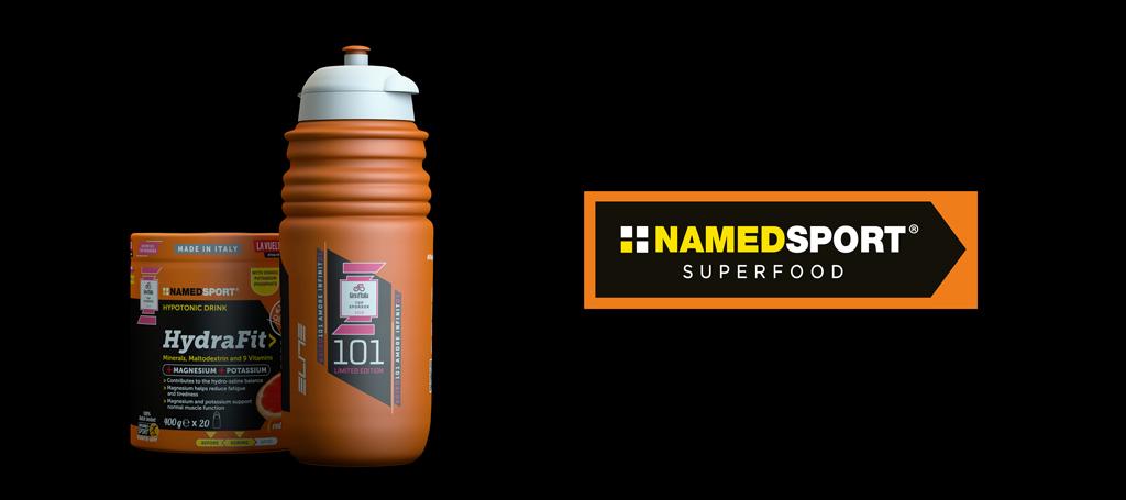 NAMEDSPORT> Official sponsor della GF Strade Bianche!