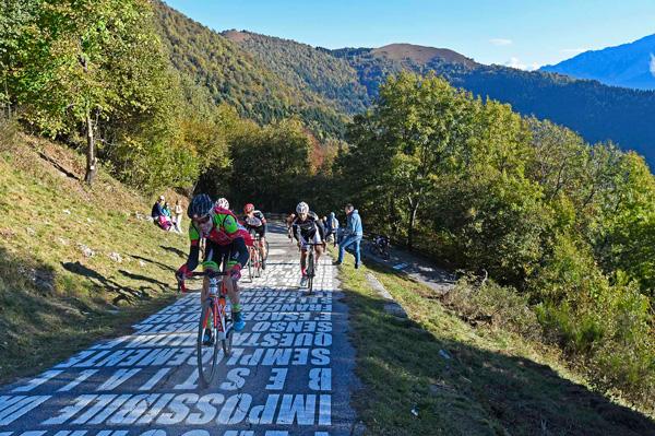 Save the date: 14th October. Gran Fondo Il Lombardia. Registrations are open!