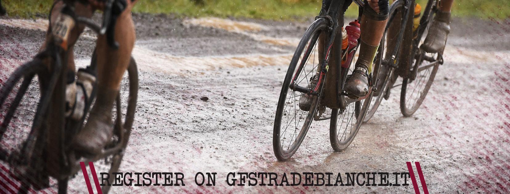 Registrations for the Gran Fondo Strade Bianche 2019 are open!