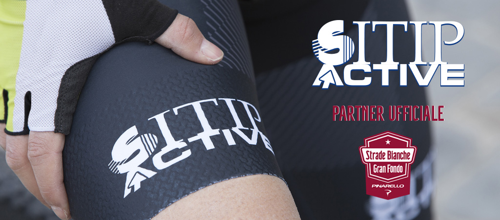 SITIP ACTIVE – OFFICIAL PARTNER OF THE 2019 GRAN FONDO STRADE BIANCHE