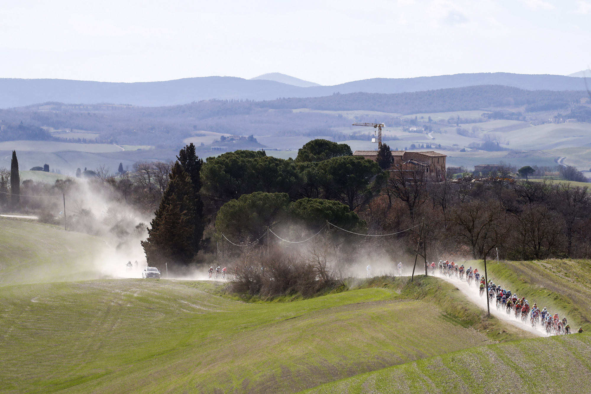 Prologo Chosen as the Official Technical Partner of Strade Bianche