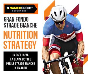 Come alimentarsi per la Gran Fondo Strade Bianche: i consigli dei nutrition trainer NAMEDSPORT>