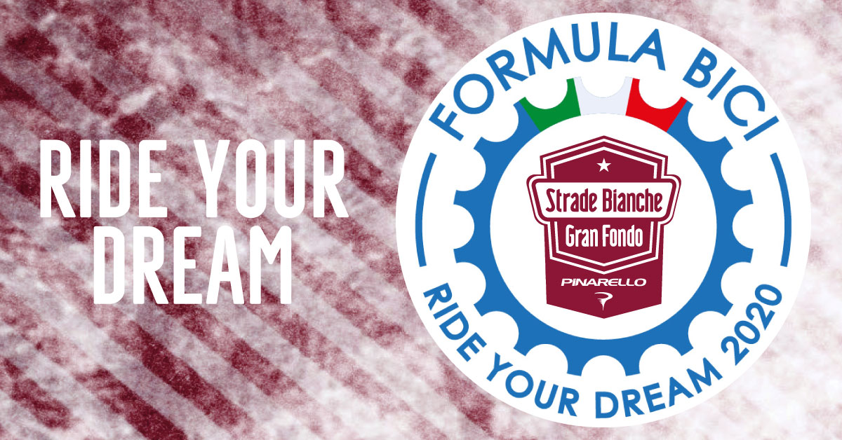 'FORMULA BICI RIDEYOURDREAM' wants to help make every cyclist a 'finisher' of Italian Granfondos