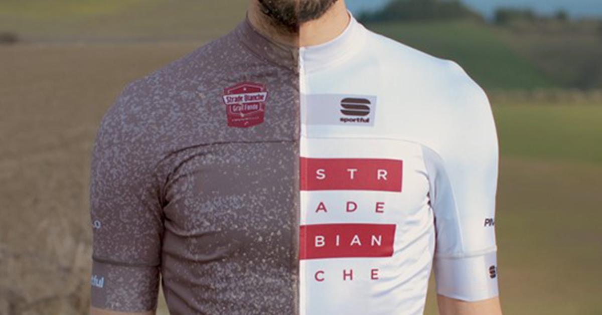 Gran Fondo Strade Bianche 2021 Jersey and Vest