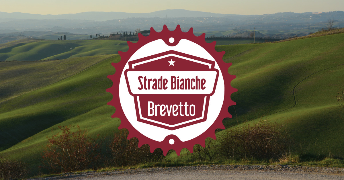 Brevetto Strade Bianche, a special certificate for your endeavour!