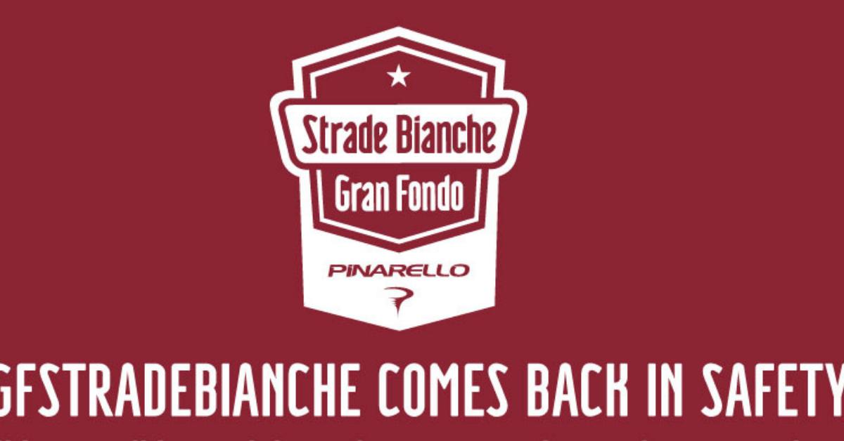 Gran Fondo Strade Bianche comes back in safety